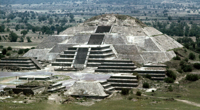 Long lost palace and death site of Moctezuma II discovered in Mexico