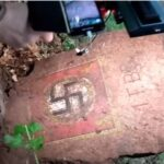 A trove of nazi artefacts found inside the wolf lair; Hitler's headquarters On the Eastern Front