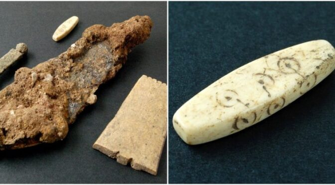 Roman Artifacts Recovered in Northwest England