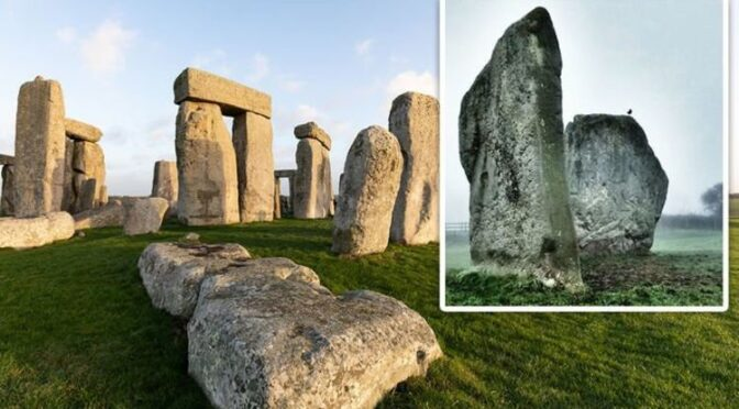 Bizarre French inspiration of Stonehenge as slab origins confirmed