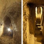 Ancient superhighways: 12,000-year-old massive underground tunnels from Scotland to turkey