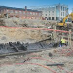 Three 17th-Century Ships Found buried underneath in Old Town Alexandria Tell a Story of Colonial-Era Virginia