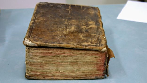 17th-Century English Book Found in College Library in Spain