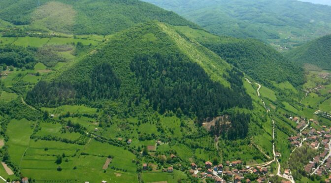 The Secret of 34,000-year-old Artificial Bosnian Pyramids