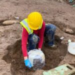 Possible Bronze Age Burials Unearthed in Ireland
