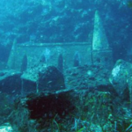 This Canadian Lake Hides an Underwater Ghost Town