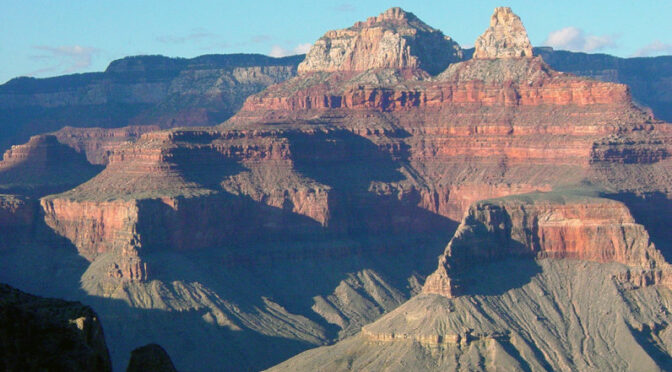 When the Smithsonian discovered an ancient Egyptian colony in the Grand Canyon
