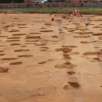 Anglo-Saxon Cemetery Excavated in the East of England