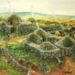 2,700-year-old Iron Age 'loch village' discovered in Scotland