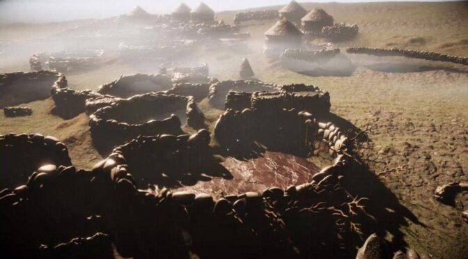 Lost City in South Africa Discovered Hiding Beneath Thick Vegetation