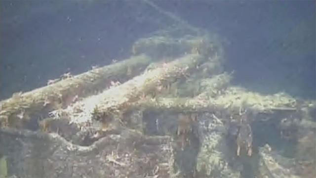 Wreckage of sunken WWII battleship found off Norway