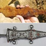Archaeology Intern Unearths Spectacular, 2,000-Year-Old Roman Dagger