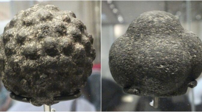 One of Scotland's great mysteries: the 5,200 years old carved stone balls