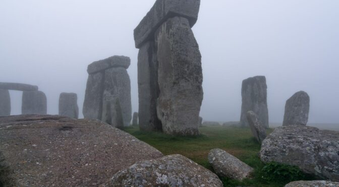 Archaeologists say they've found a massive underground structure that could be four times the size of Stonehenge