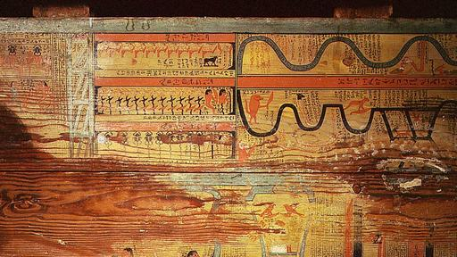 "Ancient Egyptian Coffin Contains Oldest Known ""Map"" Of The Underworld"