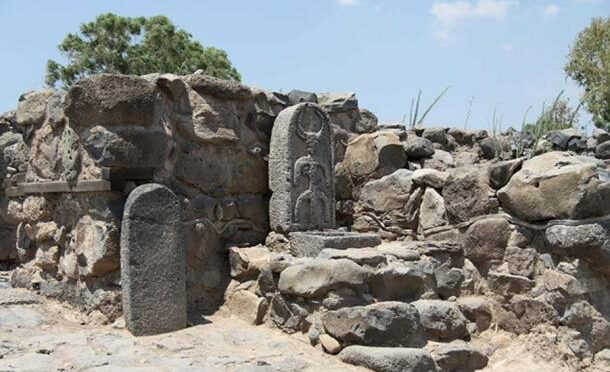 Gates of Biblical City Unearthed- Site of Jesus Miracle of feeding 5,000