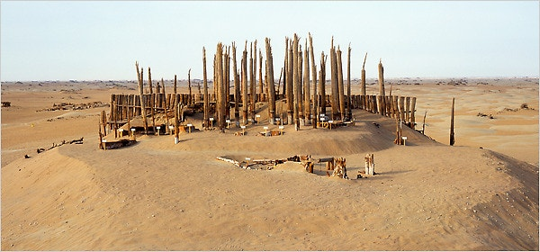 In a Desert in China, a Trove of 4,000-Year-Old Mummies