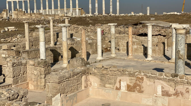 Early Christian Church Unearthed in Turkey