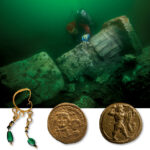 Divers Uncover Ancient Temple Submerged Within The 'Egyptian Atlantis'