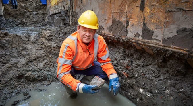 Traces of Historic Fort Found in the Netherlands