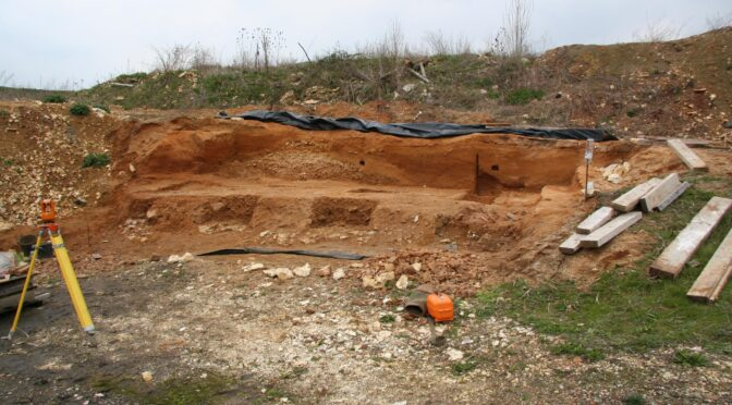 New Study Redates Two Lower Paleolithic Sites in France