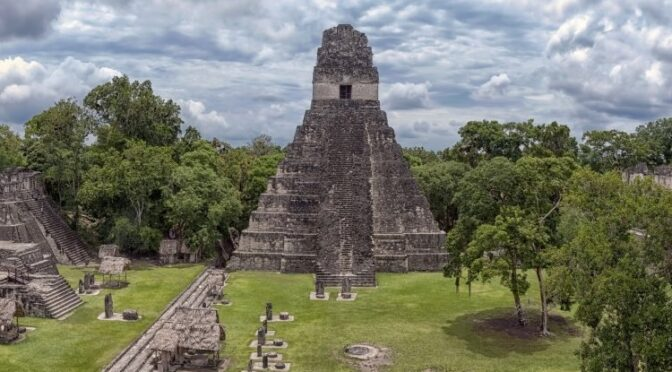 Impressive Water Purification System Found at Ancient Maya City