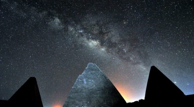 Archaeologists Diving Under a 2,300-Year-Old Pyramid Find Ancient Treasure