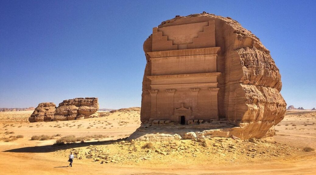The Qasr Al-Farid, The Lonely Castle Of The Nabataeans