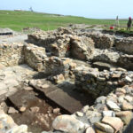 Scotland's 17th-Century Sand-Covered Settlement Explored