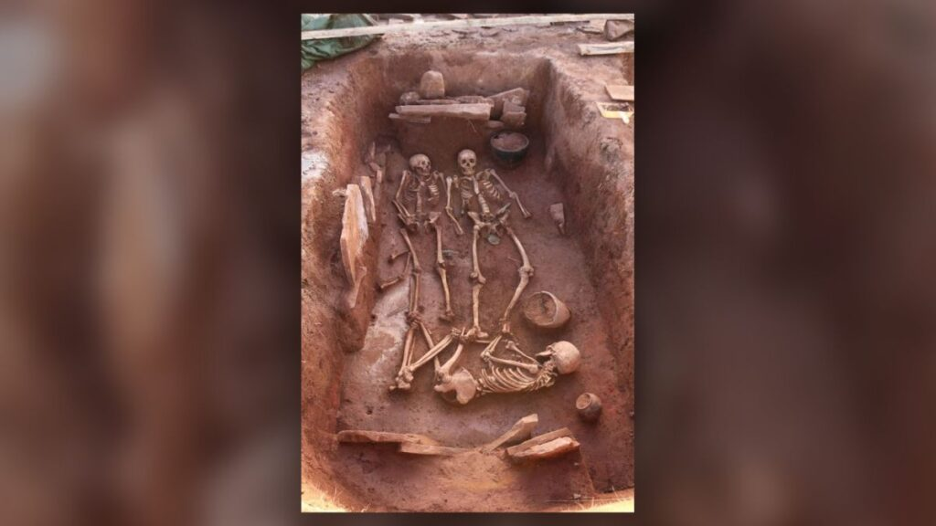 Scythian Grave Unearthed in Southern Siberia