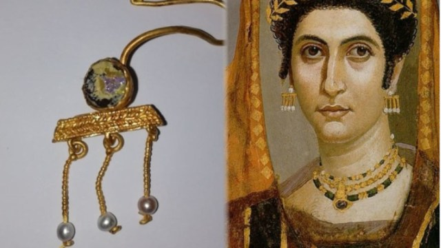Roman Woman's Trendy Earring Unearthed in Bulgaria