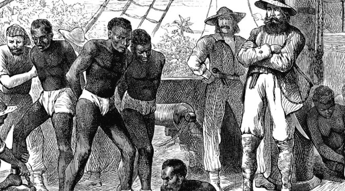 A lost interview with a survivor of the last U.S. slave ship surfaced