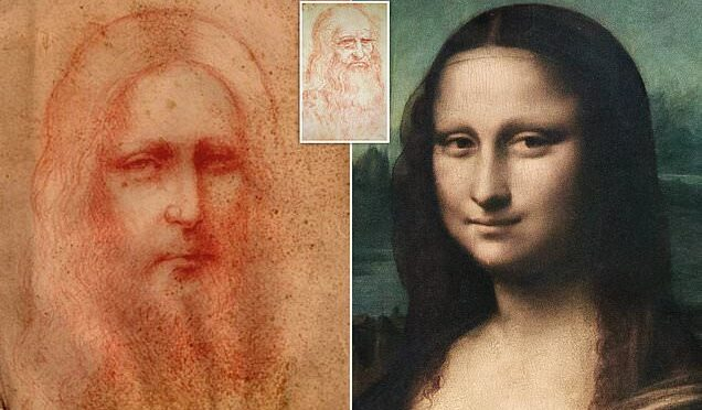 Jesus Painting Recently Discovered is a real Leonardo da Vinci drawing, Expert Says