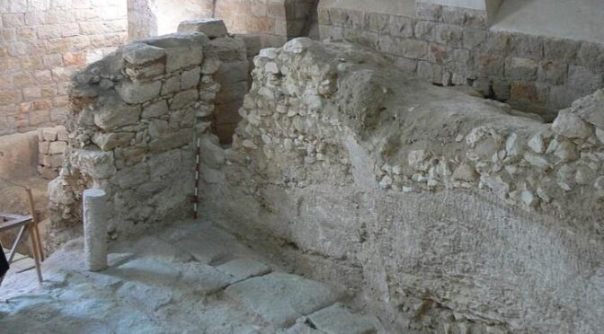 UK Archaeologist Claims To Have Found Jesus Christ's Childhood Home In Israel