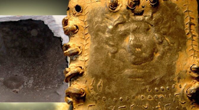 The first-ever portrait of Jesus Christ in Israel Discovered, 70 ancient books hidden in a cave for nearly 2,000 years
