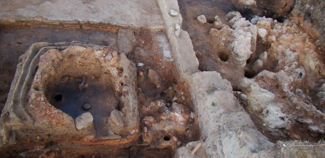 7,000 years old Copper Age Kilns Unearthed in Bulgaria