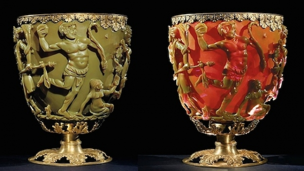Thousand-Year-Old Goblet Shows Ancient Romans Used Nanotechnology