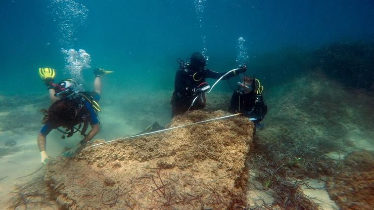 A Lost Roman City Has Been Found 1,700 Years After a Tsunami Sank It