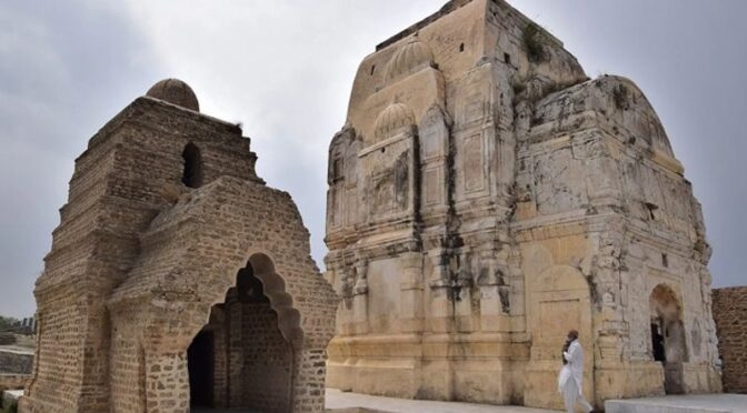 1,300-Year-old Hindu temple discovered in Northwest Pakistan