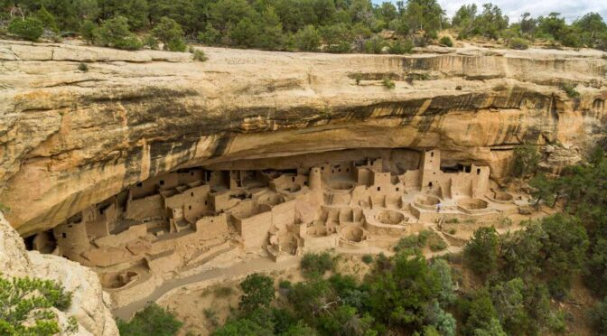 Incredible ancient ruins in the USA you probably didn't know About