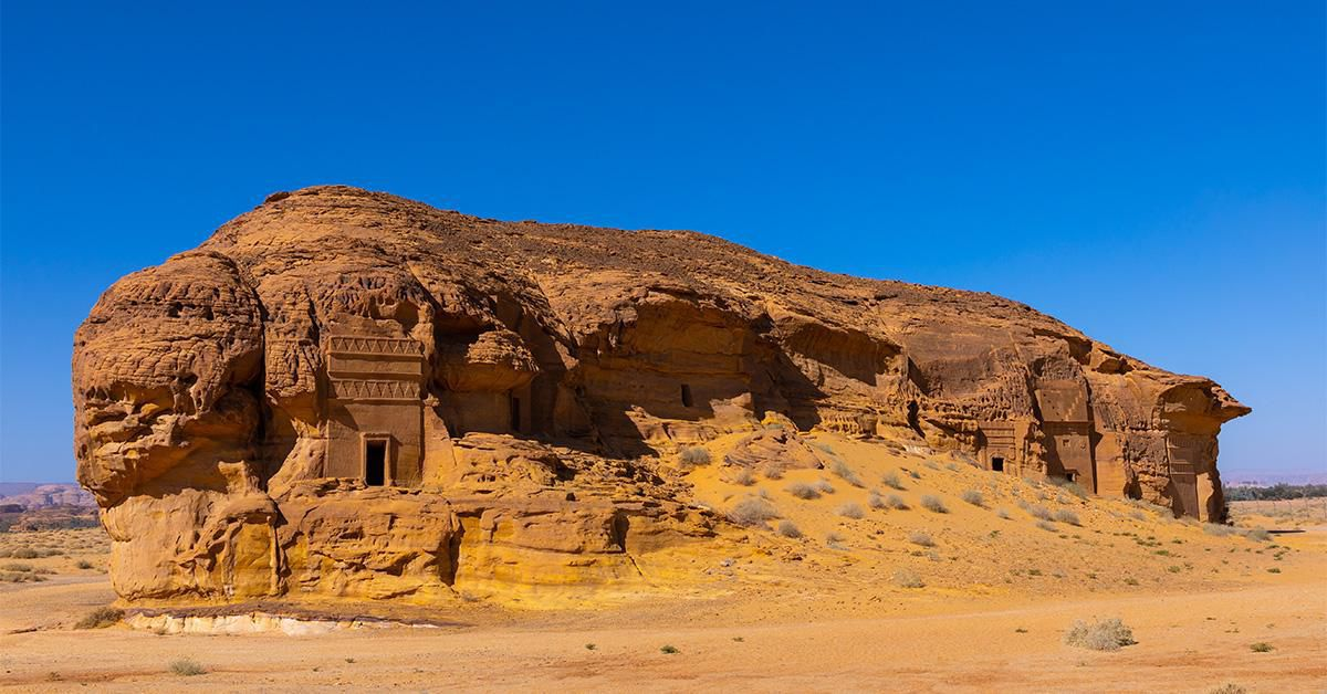 Saudi Arabia Opens Its First UNESCO World Heritage Site 'Hegra' After 2,000 Years
