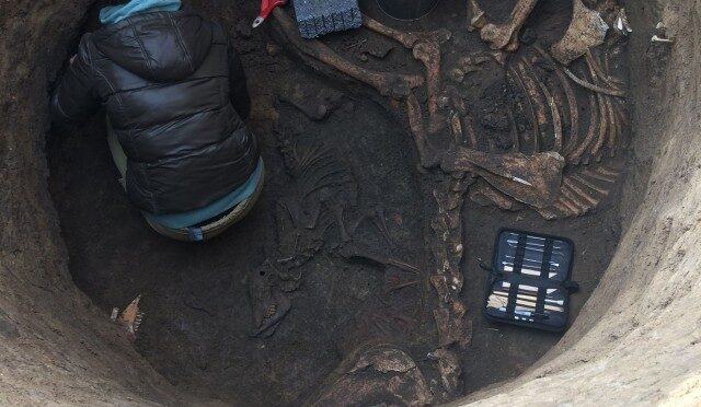 Medieval Settlement Uncovered in Bulgaria