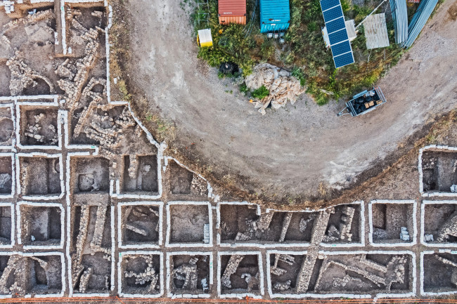 Israeli Archaeological Dig Uncovers 9,000-year-old Mega City
