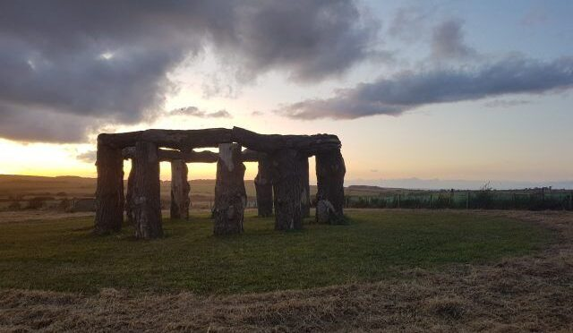 4,500-year-old 'Woodhenge' discovered in Portugal