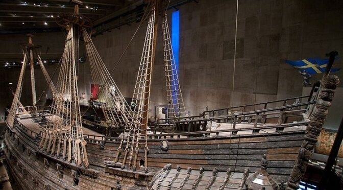 17th-Century Warship Pulled From Icy Baltic Sea Is Almost Perfectly Preserved