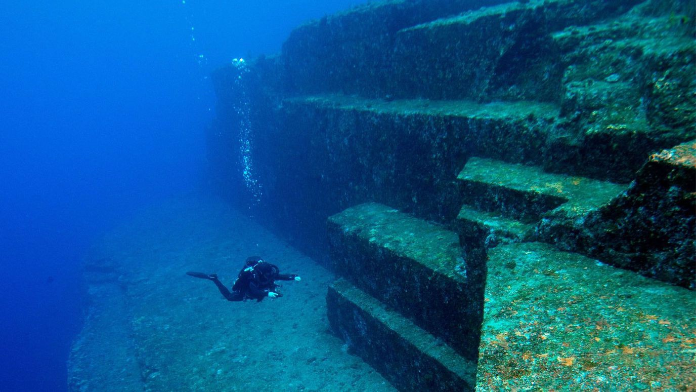 Yonaguni Monument: Man-made structure or natural geological formation
