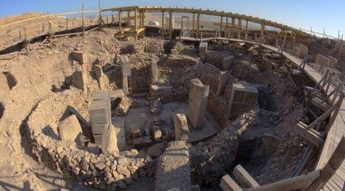 Temple Dated to Fifth Century B.C. Found in Turkey