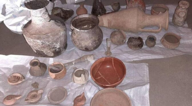 Bulgarian Gangsters Busted for Looting 4,600 Ancient Artifacts from Historical sites