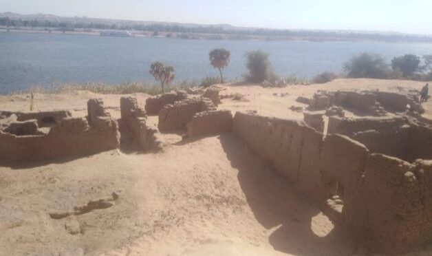 Fort, Church, and Temple Remains Uncovered in Southern Egypt