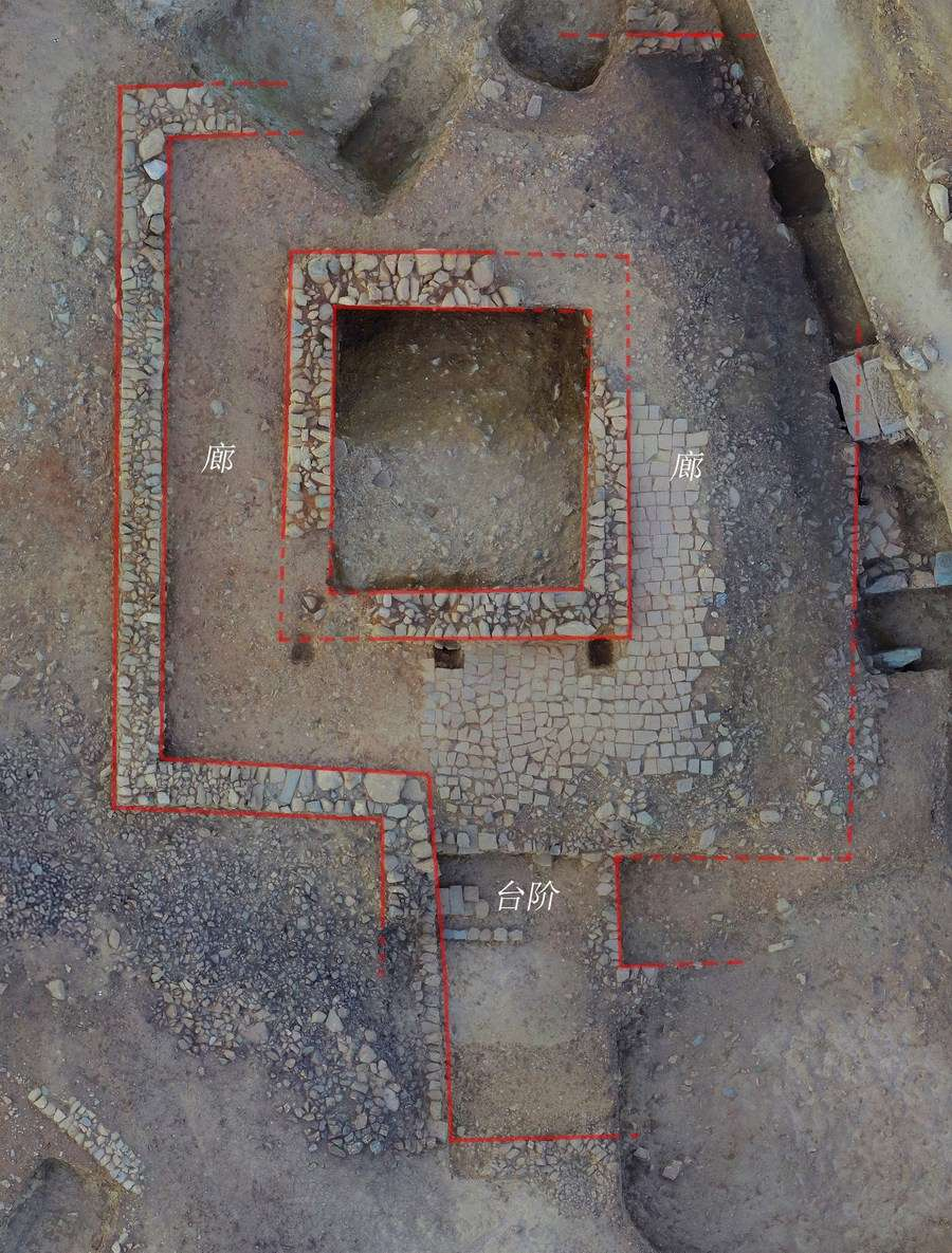 Tang-Dynasty Temple Complex Unearthed in Southwest China